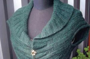 Circle Vest Knitting Pattern