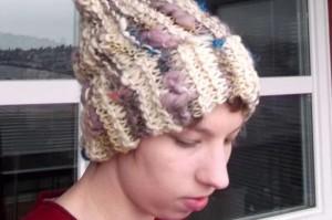Garters Hat | Bulky | Beginner